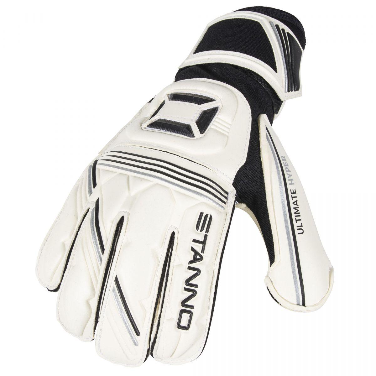 Stanno Ultimate Grip Roll Finger Hyper Goalkeeper Gloves Size