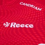 Official Match Shirt Red Lions (Belgium)