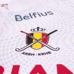 Official Match Shirt Red Panthers (Belgium)
