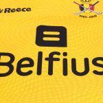 Official Match Goalkeeper shirt Red Lions (Belgium)