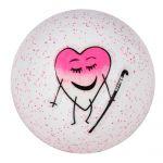 Emoticon Hockey Ball