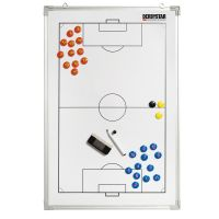 Derbystar Tactiekbord Voetbal 90x60CM