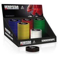 Derbystar Sokkentapes - 30 rollen incl. display