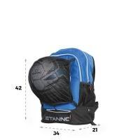 Backpack met ballennet