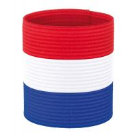 Captain's Armband Dutch Flag