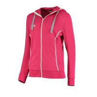 Kate Hooded Zip Sweat