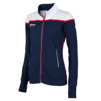 Varsity Stretched Fit Jacket Full Zip Ladies
