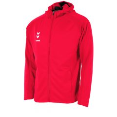 hummel Ground Hooded Training Jacket Unisex