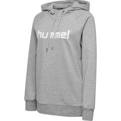 hummel Go Cotton Logo Hoodie Woman