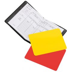 Stanno Referee Card Set
