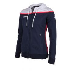Reece Australia Varsity Hooded Sweat Full Zip Ladies