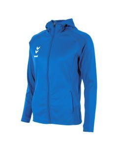 hummel Ground Hooded Training Jacket Ladies