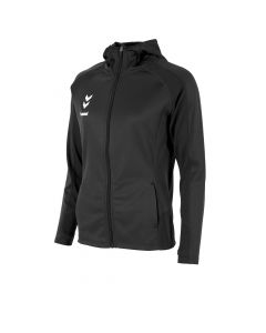 hummel Ground Hooded Training Jacket Ladies