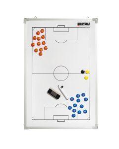 Derbystar Derbystar Tactiekbord Voetbal 90x60CM