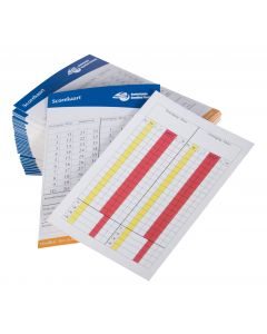 hummel NHV Scorekaart (50 st)