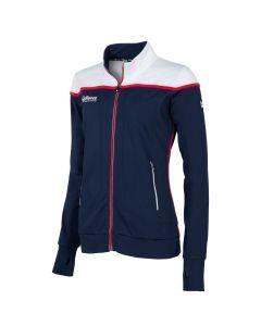 Reece Australia Varsity Stretched Fit Jacket Full Zip Ladies