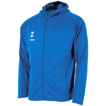 Ground Hooded Training Jacket Unisex