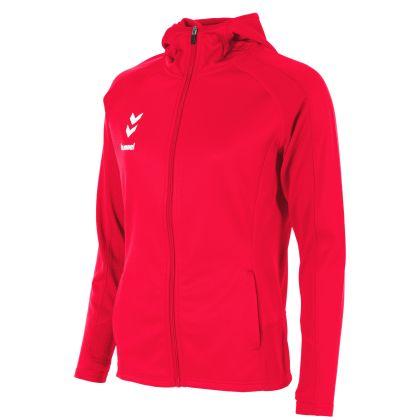 Ground Hooded Training Jacket Ladies