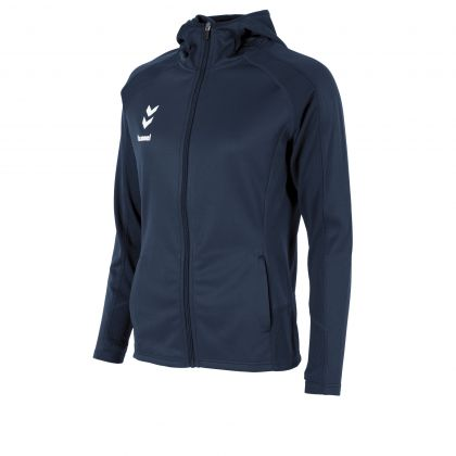 Ground Hooded Training Jacket Ladies