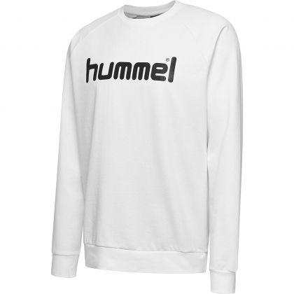 Go Cotton Logo Sweatshirt