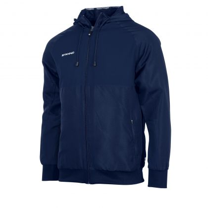 Centro Hooded Micro Jacket