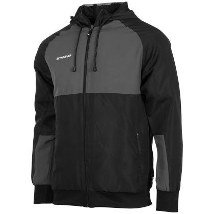 Centro Hooded Micro Jacket
