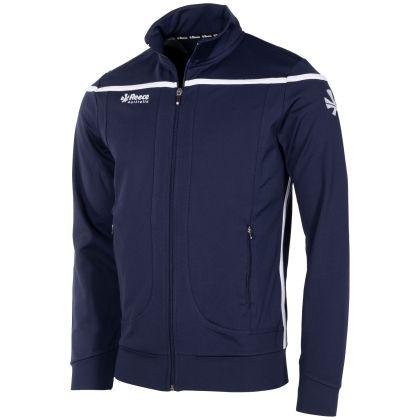 Varsity Stretched Fit Jacket Full Zip Unisex