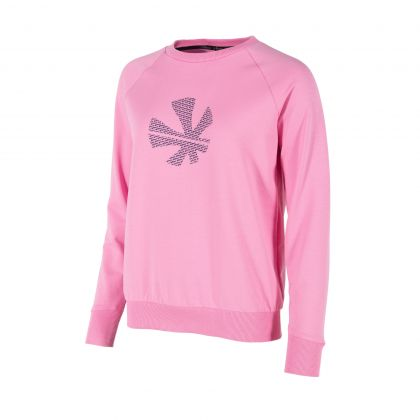 Classic Sweat Top Round Neck Ladies