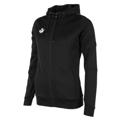 Cleve TTS Hooded Top Full Zip Ladies