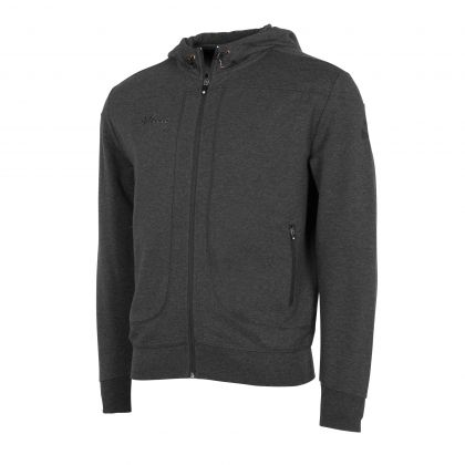 Varsity Hooded Sweat Full Zip Men