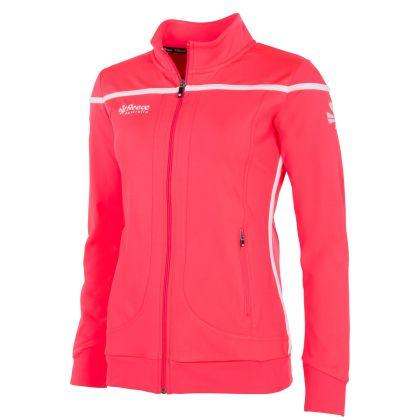 Varsity Stretched Fit Jacket Full Zip Ladies