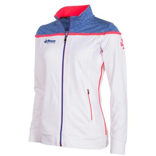 Afbeelding van Varsity Stretched Fit Jacket Full Zip Ladies