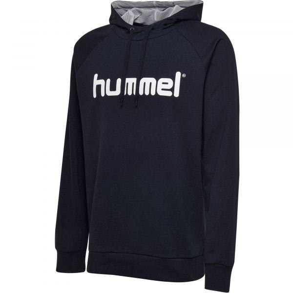 Go Kids Cotton Logo Hoodie hummel