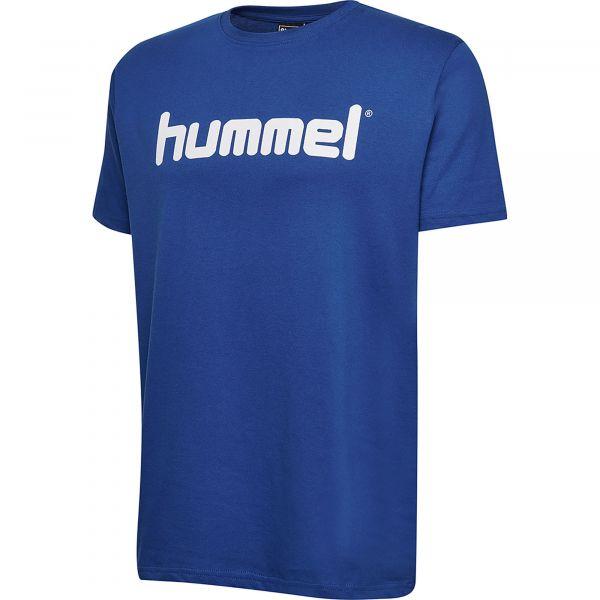 Go Kids Cotton Logo T-Shirt S/S hummel