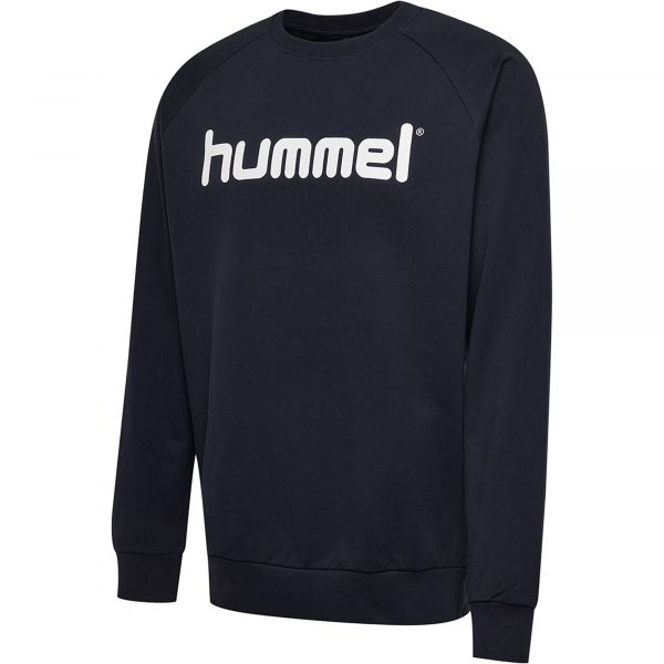 Go Kids Cotton Logo Sweatshirt hummel