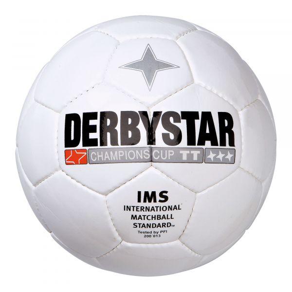 Champions Cup wit Derbystar
